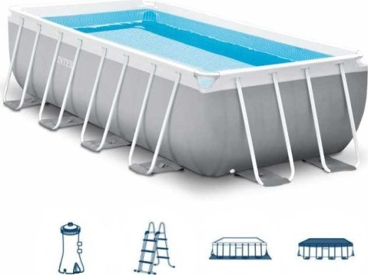 INTEX Pool 488 x 244 x 107 cm 26792