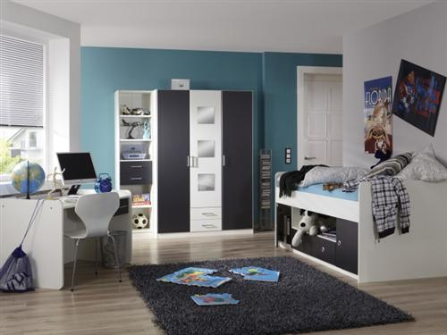 jugendzimmer rocco jugendzimmer m bel. Black Bedroom Furniture Sets. Home Design Ideas