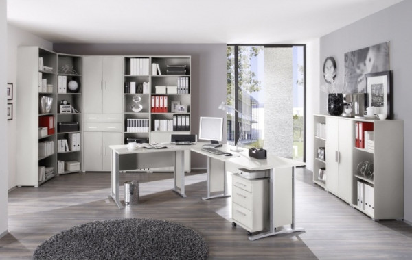 Büromöbel Office Smart Lichtgrau | möbel-direkt.de