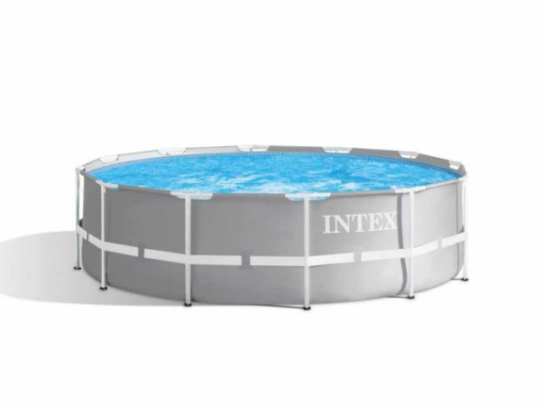 Ersatzpoolfolie 12533 zu Intex 26716 Ø 366 x 99 cm Prism Frame Pool