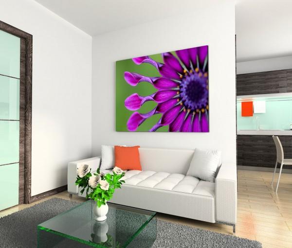 120x80cm Wandbild Hawaii Maui Blume Blüte tropisch