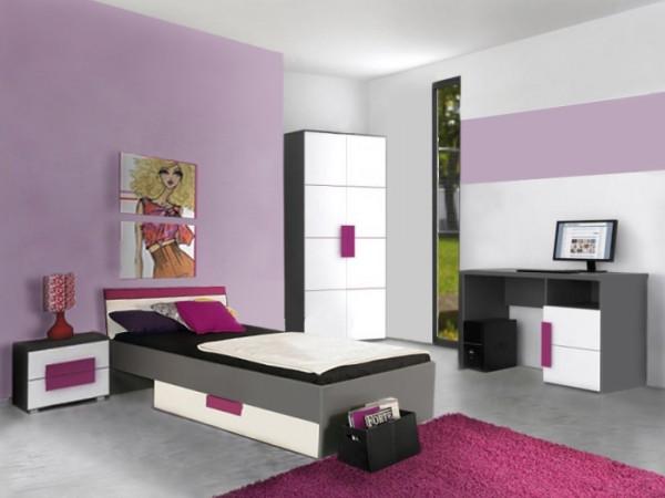 Jugendzimmer Libelle 5tlg.