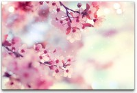 Frühlings Blüten Wandbild in verschiedenen Größen