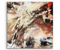 Ölgemälde – Nachdruck abstrakt modern chic chic dekorativ schön deko schön deko e Augen auf Leinwand