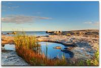 Landschaft Schweden Wandbild in verschiedenen Größen