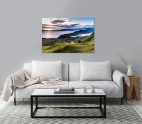 Schottland Panorama Wandbild in verschiedenen Größen