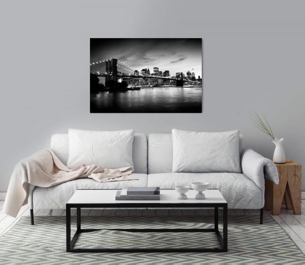 Skyline Manhattan Wandbild in verschiedenen Größen