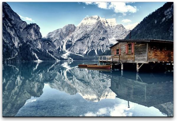 Dolomiten Bergwelt in den Alpen Wandbild in verschiedenen Größen
