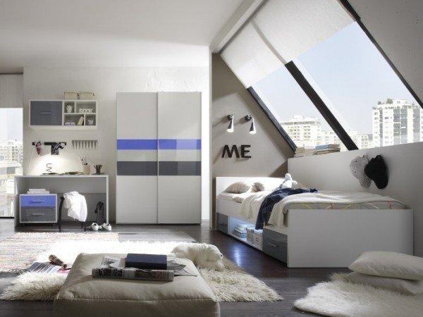 Jugendzimmer Colori 4tlg.