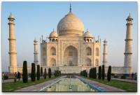 Indien Taj Mahal Wandbild in verschiedenen Größen