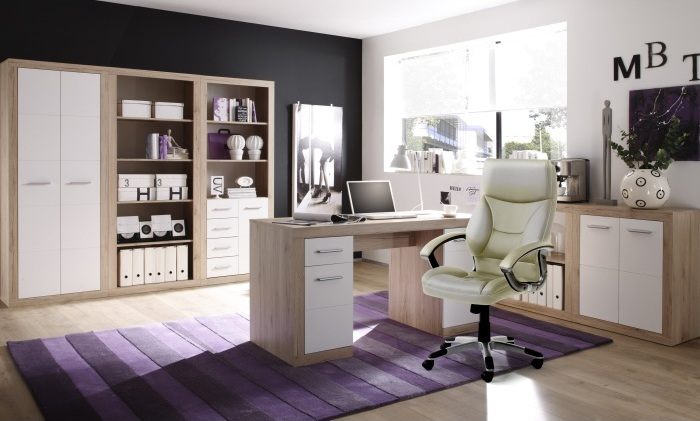 office ideo b ro m bel. Black Bedroom Furniture Sets. Home Design Ideas