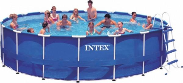 Ersatzpoolfolie 10314 zu Intex 28252 Ø 549 x 122 cm Frame Pool