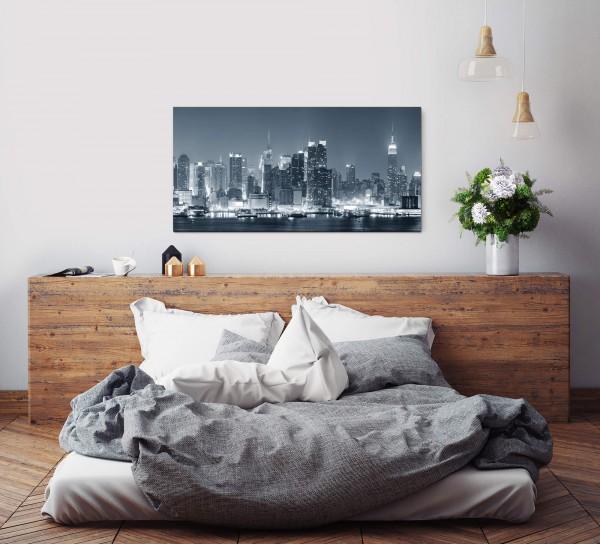 New York Skyline Wandbild in verschiedenen Größen