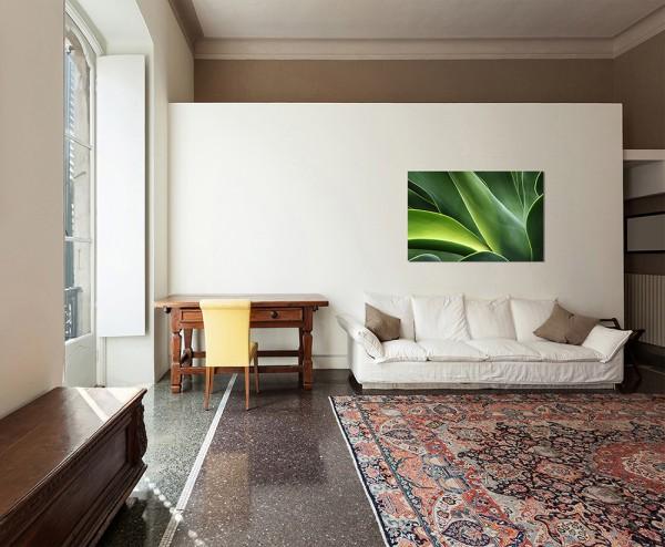 120x80cm Kaktus abstrakt