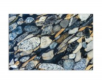120x80cm Granit Stein Hintergrund blau