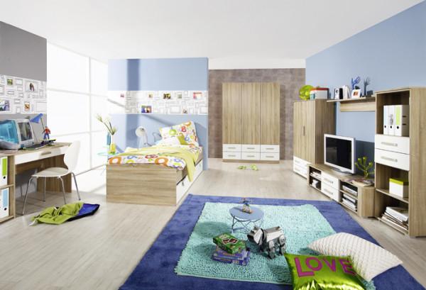 Jugendzimmer Samira 7tlg.