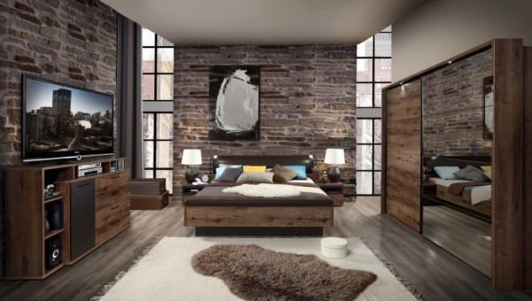 schlafzimmer jacky mit kommode m bel. Black Bedroom Furniture Sets. Home Design Ideas
