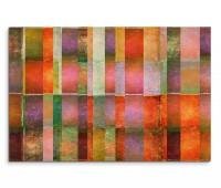 120x80cm Wandbild Hintergrund abstrakt bunt