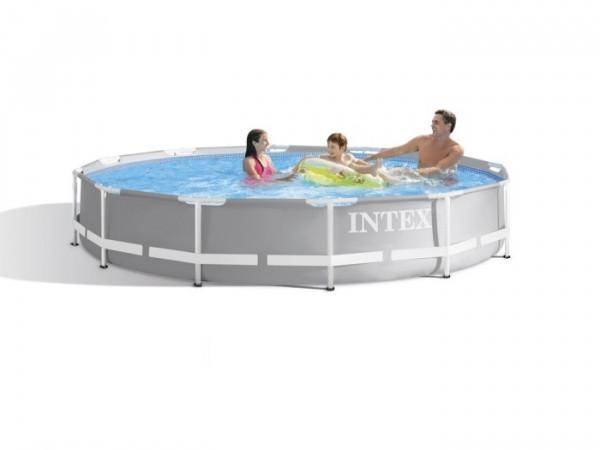 Ersatzpoolfolie 12449 zu Intex 26712 Ø 366 x 76 cm Frame Pool