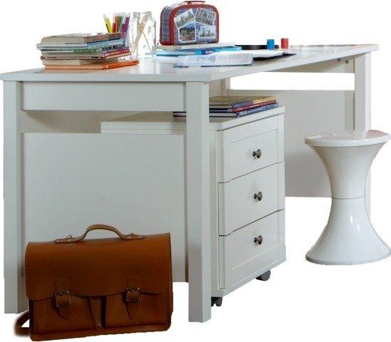 Schreibtisch Filou Weiß