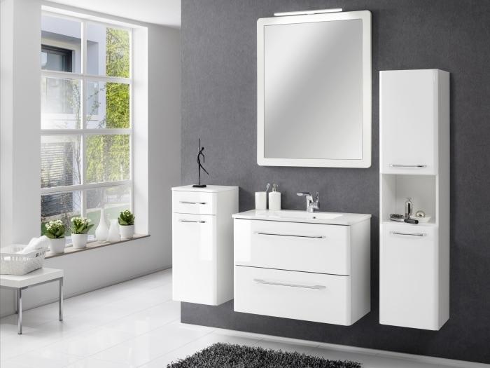 Badezimmer Beta Weiß