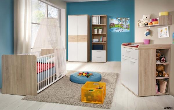 Babyzimmer Winnie 5tlg.