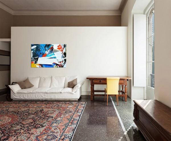 120x80cm Plakat Poster Graffiti abstrakt Farben