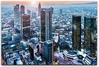 Frankfurt am Main Wandbild in verschiedenen Größen