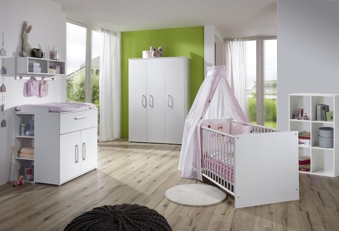babyzimmer bine 6 teilig m bel. Black Bedroom Furniture Sets. Home Design Ideas