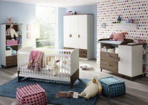 Babyzimmer Susann 6tlg.