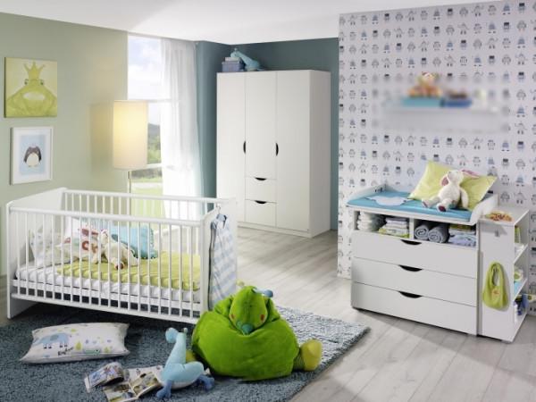 Babyzimmer Alvara 6 Teilig Von Rauch Möbel Direktde