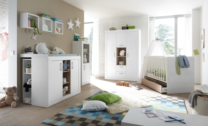 babyzimmer komplett baby kinderzimmer online kaufen m bel. Black Bedroom Furniture Sets. Home Design Ideas