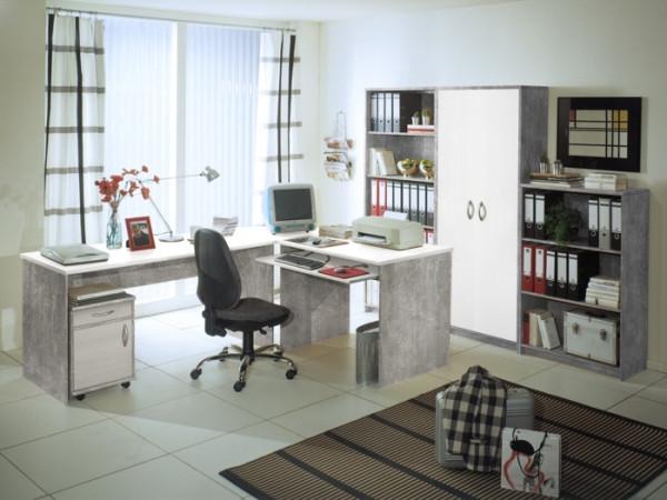 Büro Office Compact 5 teilig
