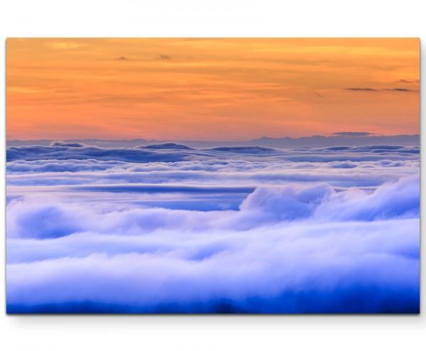 Phulomlo – Berglandschaft - Leinwandbild