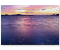 Sonnenuntergang - Leinwandbild