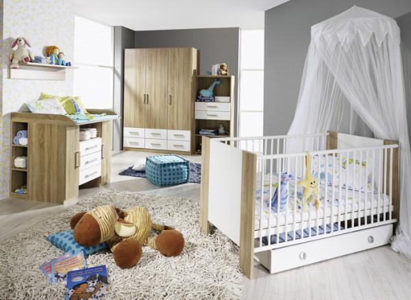 Babyzimmer Samira 8tlg.