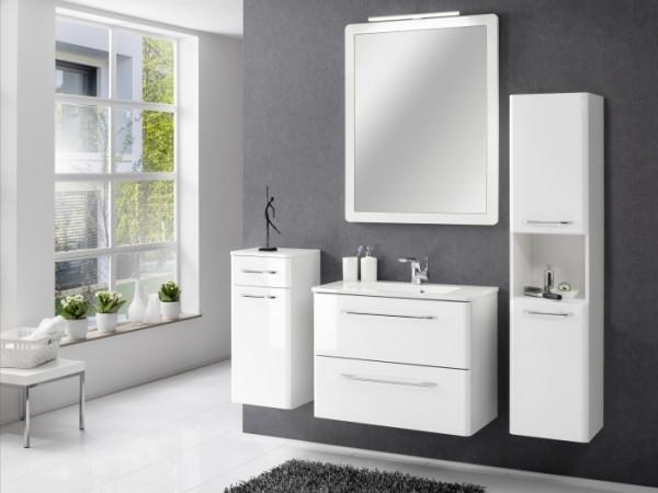 badm bel set beta wei 5 teilig m bel. Black Bedroom Furniture Sets. Home Design Ideas