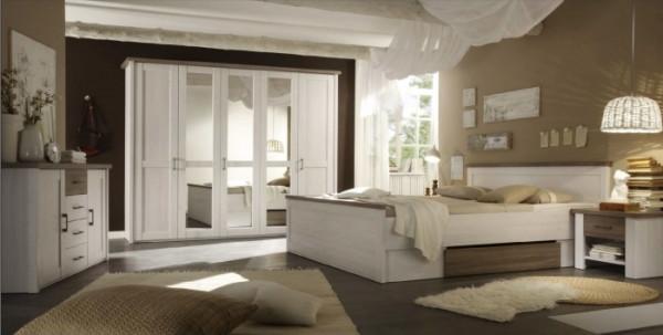 Außergewöhnlich Schlafzimmer Luca Mit Kommode