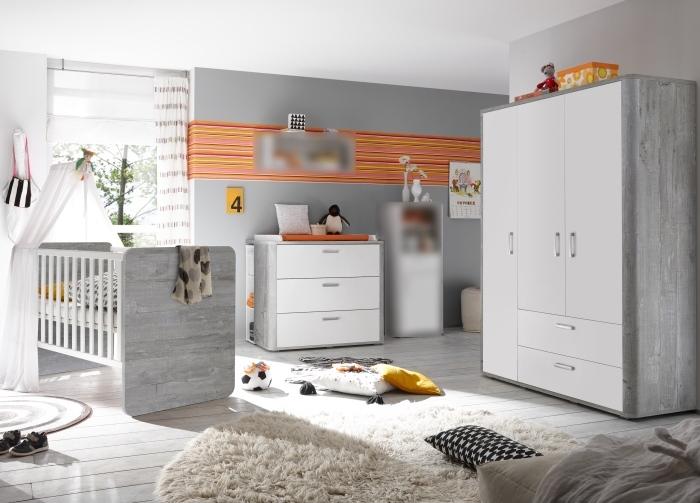 babyzimmer frieda 5 tlg m bel. Black Bedroom Furniture Sets. Home Design Ideas