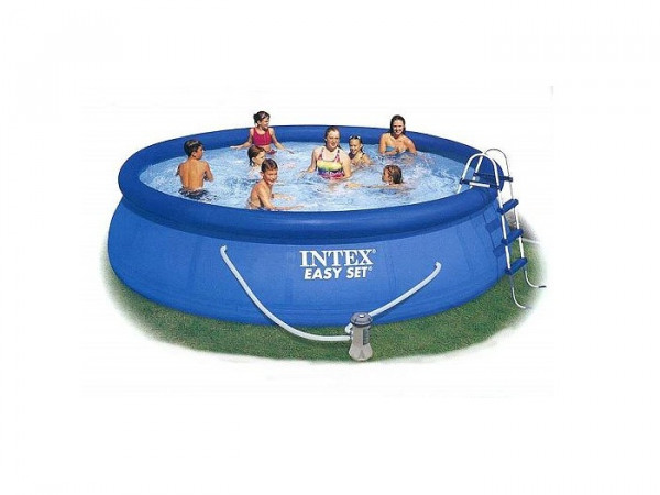 Ersatzpoolfolie 10622 zu Intex 28180 Ø 457 x 84 cm Frame Pool