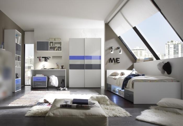 Jugendzimmer komplett set f r m dchen jungen m bel for Jugendzimmer colori