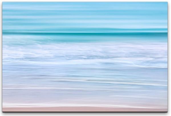 Stand mit Wellen Wandbild in verschiedenen Größen
