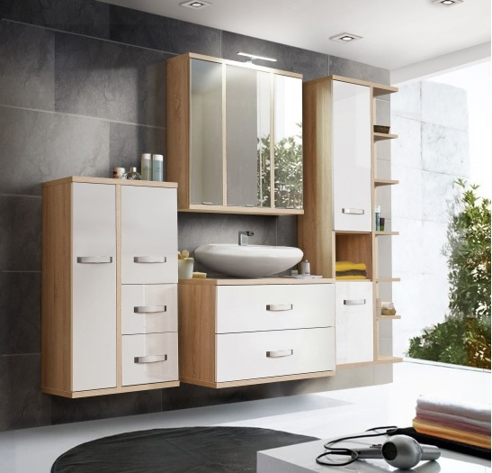 badezimmer ducato bad m bel. Black Bedroom Furniture Sets. Home Design Ideas