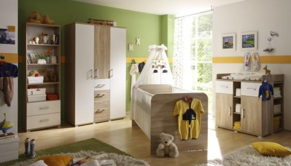 Babyzimmer Conny 5-teilig